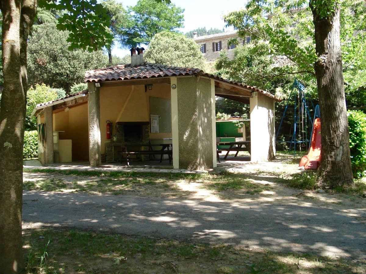 Sanitaires camping le Petit Baigneur