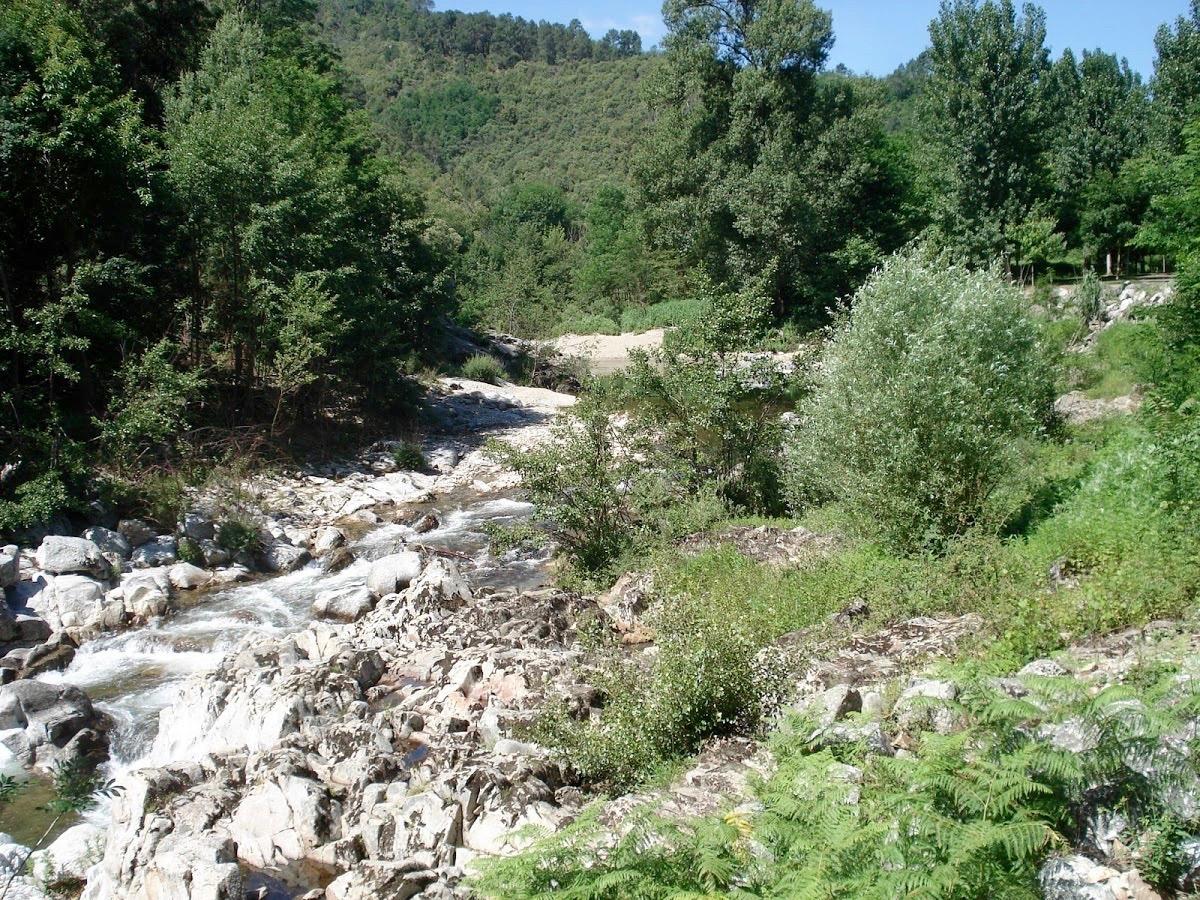 Bas de rivière camping le Petit Baigneur